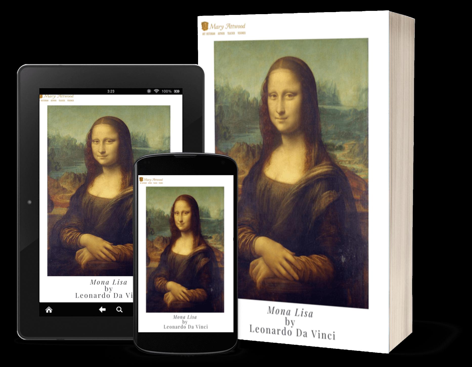 Mona Lisa by Leonardo Da Vinci gift
